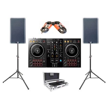 Pioneer DJ DDJ-400 Package Deal