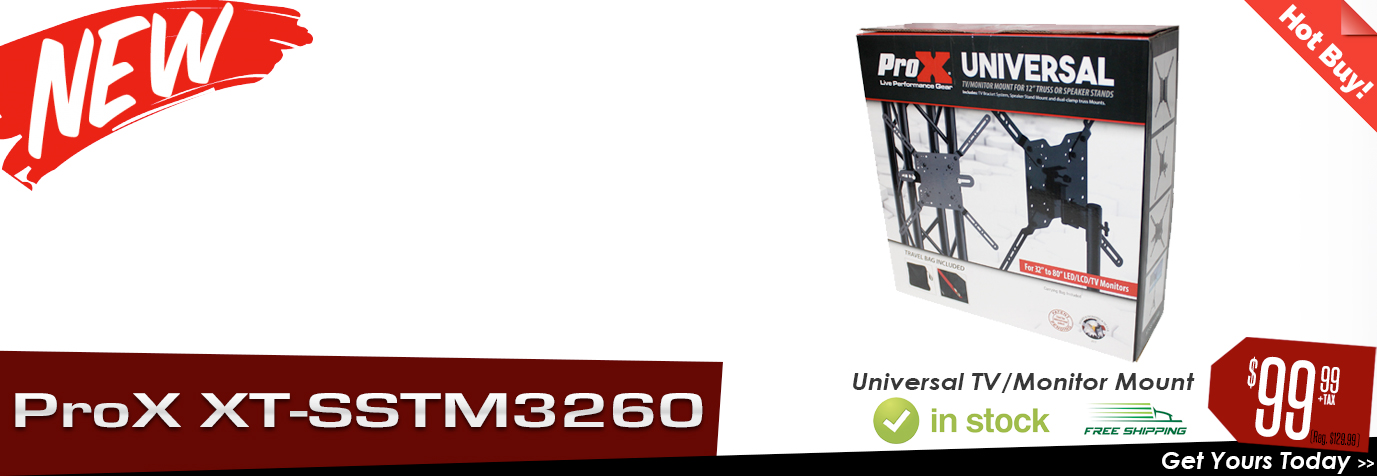 ProX Universal TV Mounts