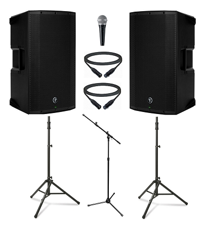 Mackie THUMP 12A Duo Bundle