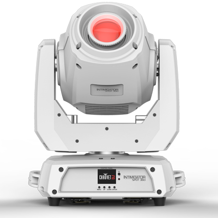 Chauvet DJ Intimidator Spot 360 (White Housing)