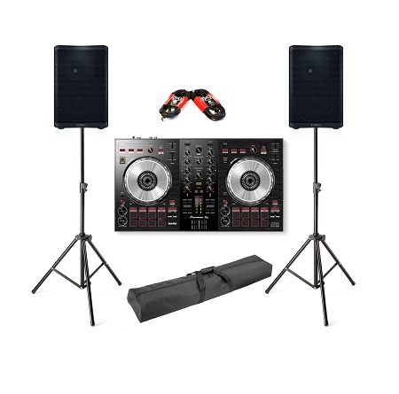 QSC CP12 and Pioneer DDJ-SB3 Package